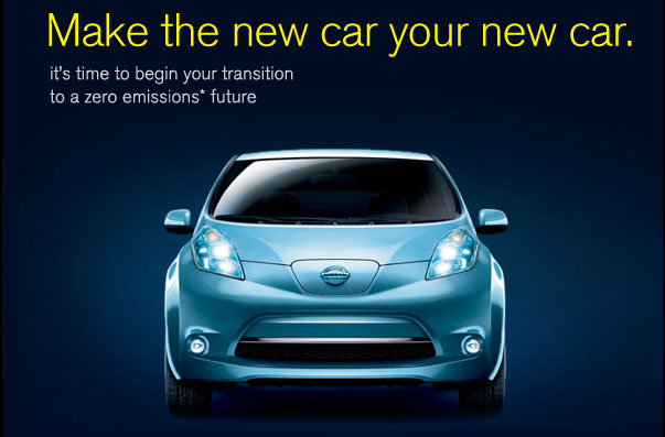 reservations for the nissan leaf in canada are now open to. Black Bedroom Furniture Sets. Home Design Ideas