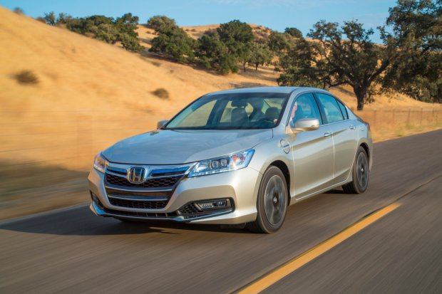 Accord Plug-in Hybrid Electric Vehicle