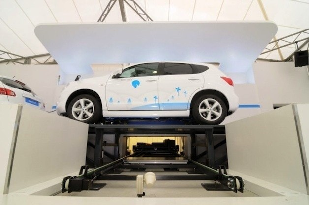 Coda Sedan will get Better Place battery swapping treatment
