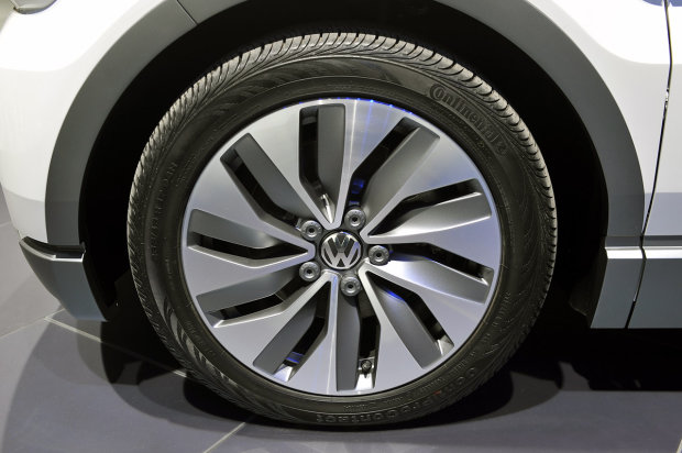 Volkswagen E Co Motion Aerodynamic Wheels My Electric