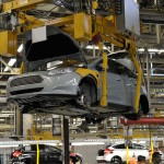 Ford Focus Electric European Production begins