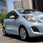 2014 Chevy Spark EV ready for takeoff