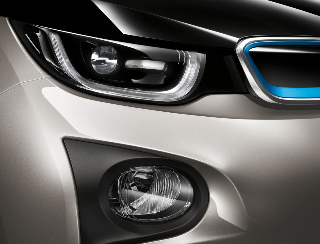 Bmw I3 Headlight Close Up My Electric Car Forums