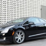 2014 Cadillac ELR test drive photo