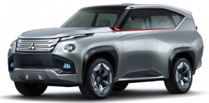 Mitsubishi Grand Cruiser PHEV
