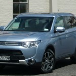 Mitsubishi Outlander PHEV in New Zealand