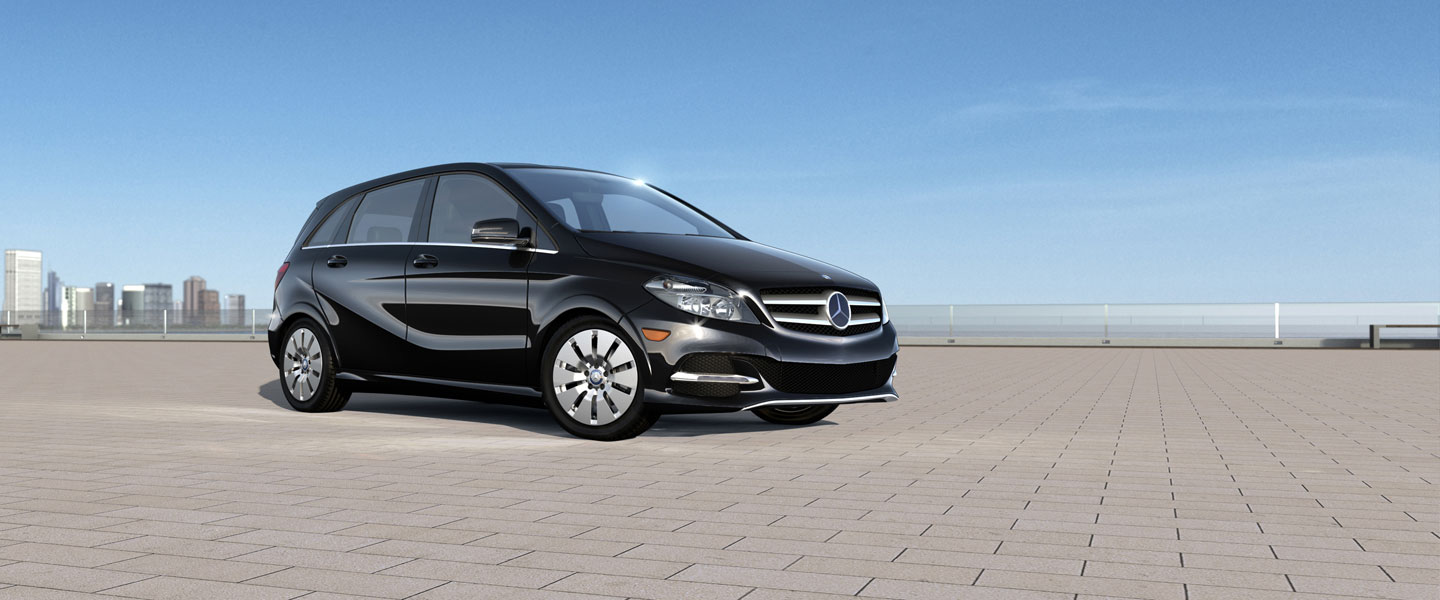 B Class Electric Drive Build Tool On Mercedes Benz Website
