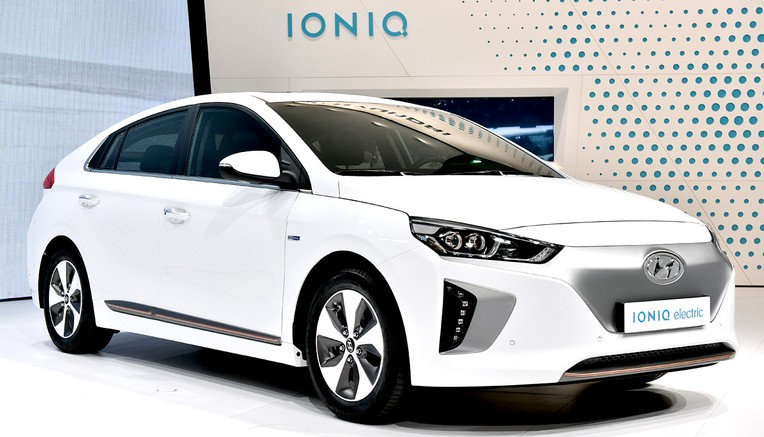 hyundai ioniq specs released at geneva motor show my electric car forums. Black Bedroom Furniture Sets. Home Design Ideas
