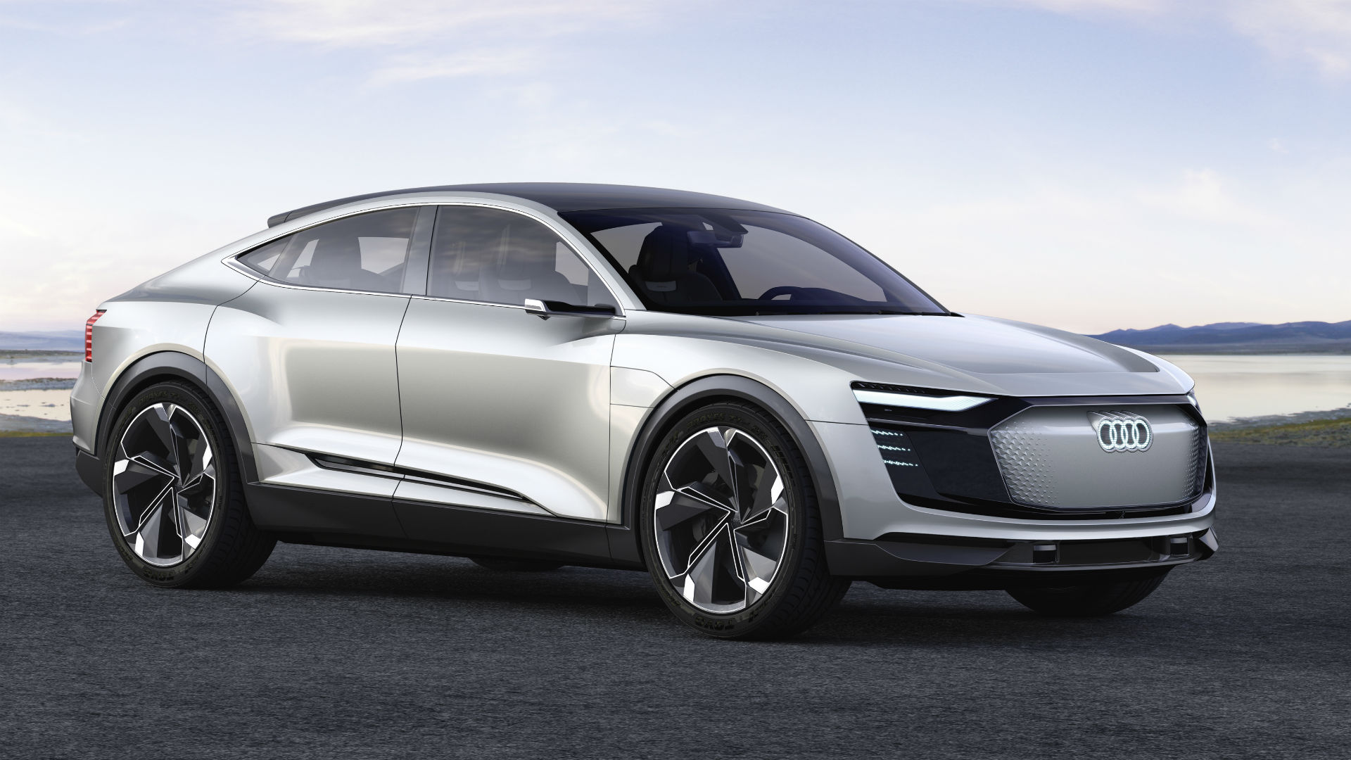 Audi E Tron Sportback Set To Launch In 2018 Compete With Model X