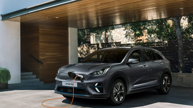 Kia Niro Ev Now On In The Usa
