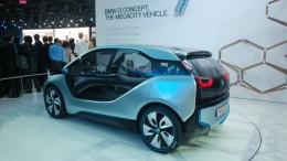 2014 BMW i3 Concept