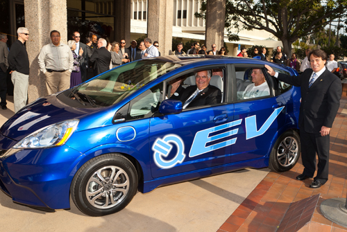 Honda Offers 2 Year Lease Extension On Fit EVs