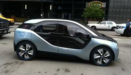 Bmw I4 Concept To Appear At La Auto Show My Electric Car Forums