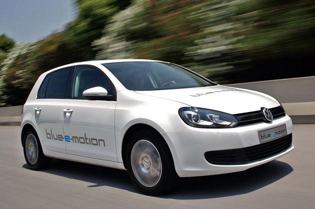 VW Golf EV