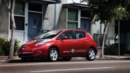 2012 Nissan Leaf Cayenne