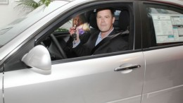 First Coda Sedan delivered to customer