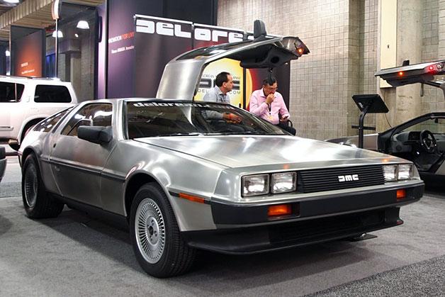 2013 DeLorean Electric