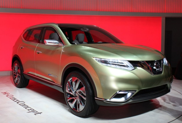 Nissan High Cross Concept