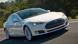 2012 Tesla Model S White