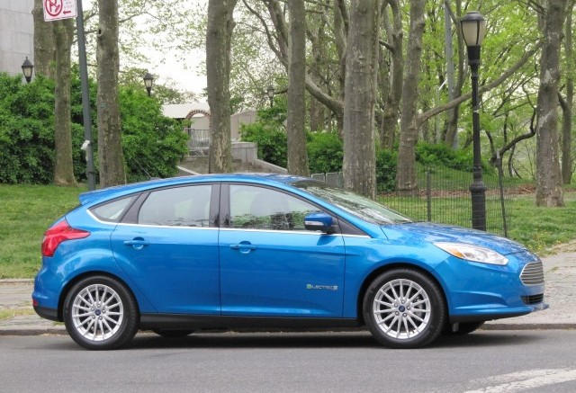 Visit The Ford Focus Electric Forum