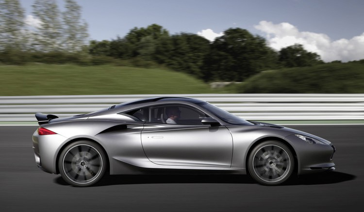 Infiniti Hybrid Electric Sports Car Due Within 3 Years My Electric