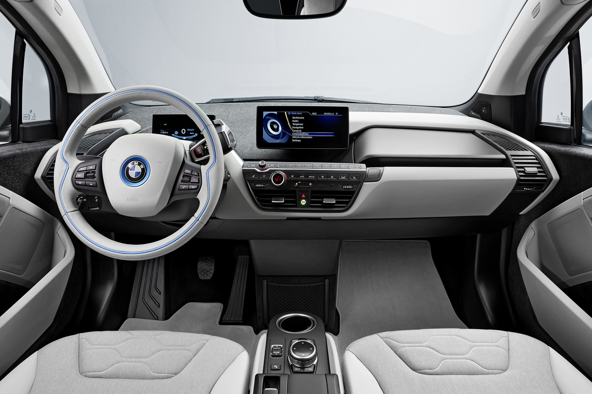 Bmw I3 White Interior Dash My Electric Car Forums