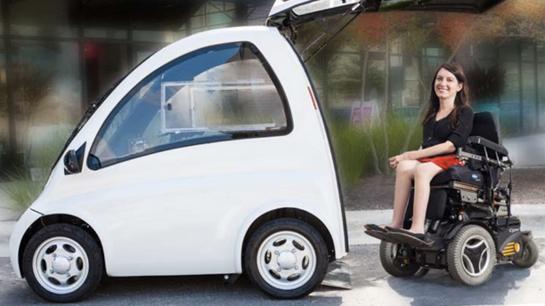 Kenguru Wheelchair Accessible Evs My Electric Car Forums