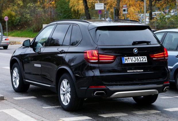 Bmw X5 Edrive Phev My Electric Car Forums
