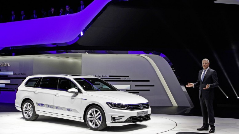 Volkswagen Passat Gte My Electric Car Forums
