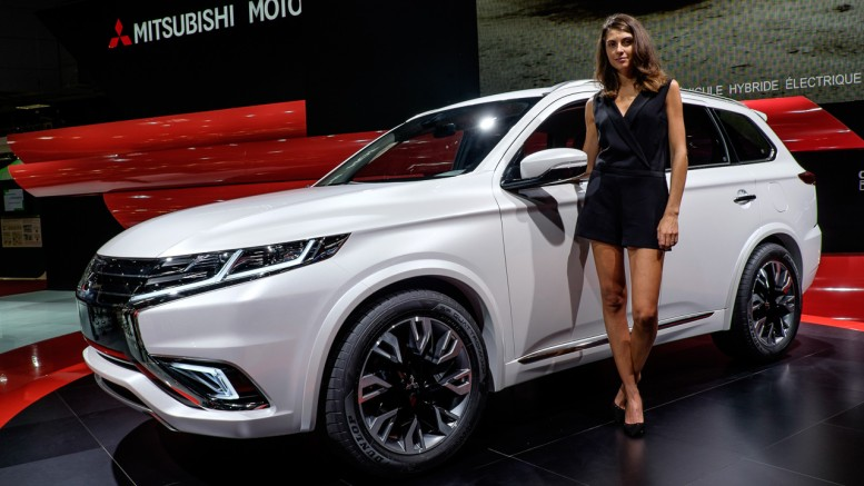 Mitsubishi Outlander Phev 2019 >> Mitsubishi plans ASX PHEV and Pajero PHEV | My Electric Car Forums