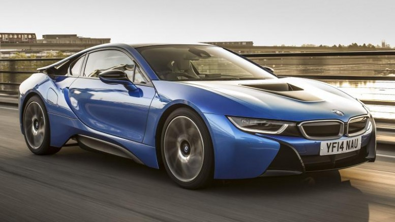 BMW I9 Will Be A Modified I8 With More Power