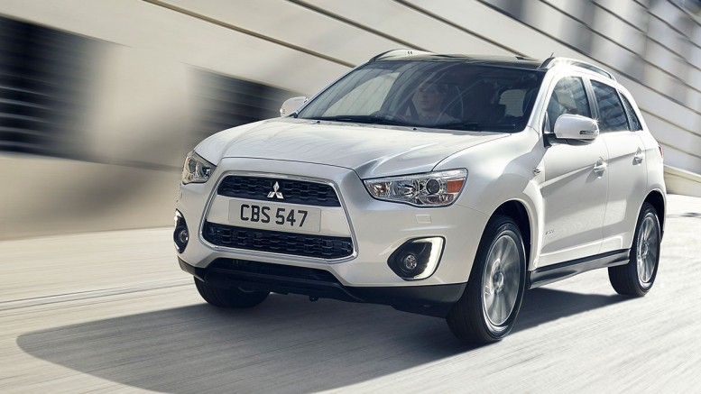 Mitsubishi ASX PHEV | My Electric Car Forums