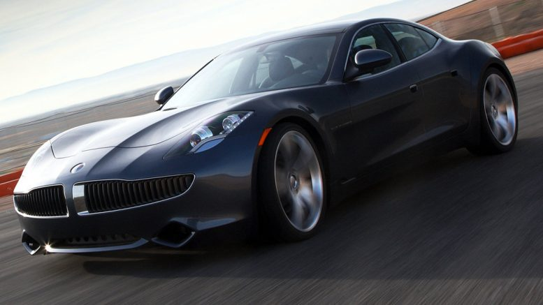 Fisker Karma To Be Re Born As Revero With Bmw Parts