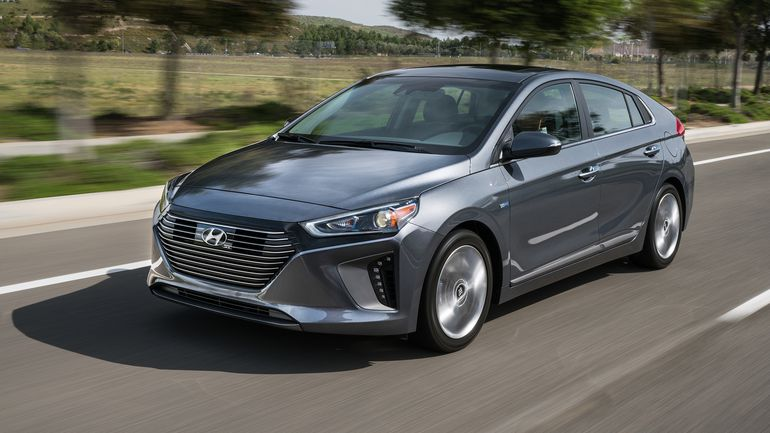 Hyundai Ioniq Availability For The Usa Announced Release Date Early 2017