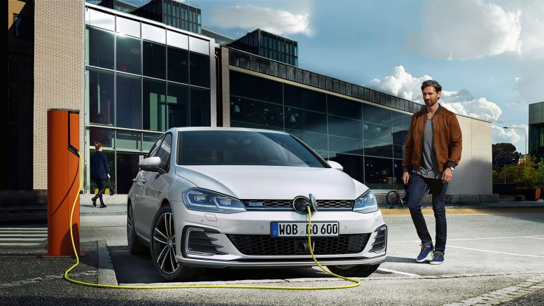 Longer Range Volkswagen E Golf Goes On In Germany