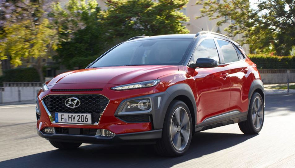 2019 Hyundai Kona Ev Will Have 2 Battery Pack Options